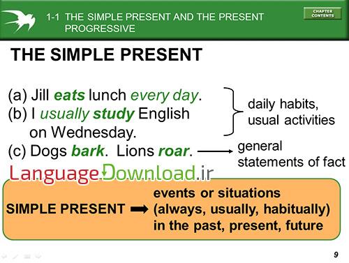 یادگیری قدم به قدم گرامر انگلیسی
