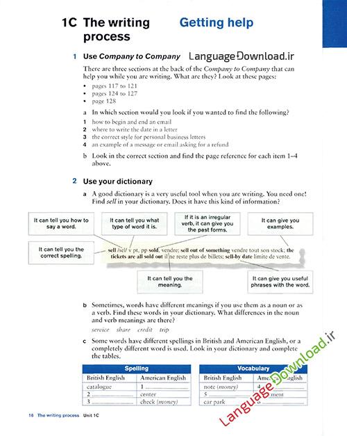 نمونه ایمیل های رسمی انگلیسی